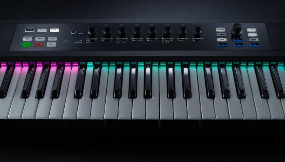 "Featured image for ""Native Instruments Komplete Kontrol S61 MK2"""