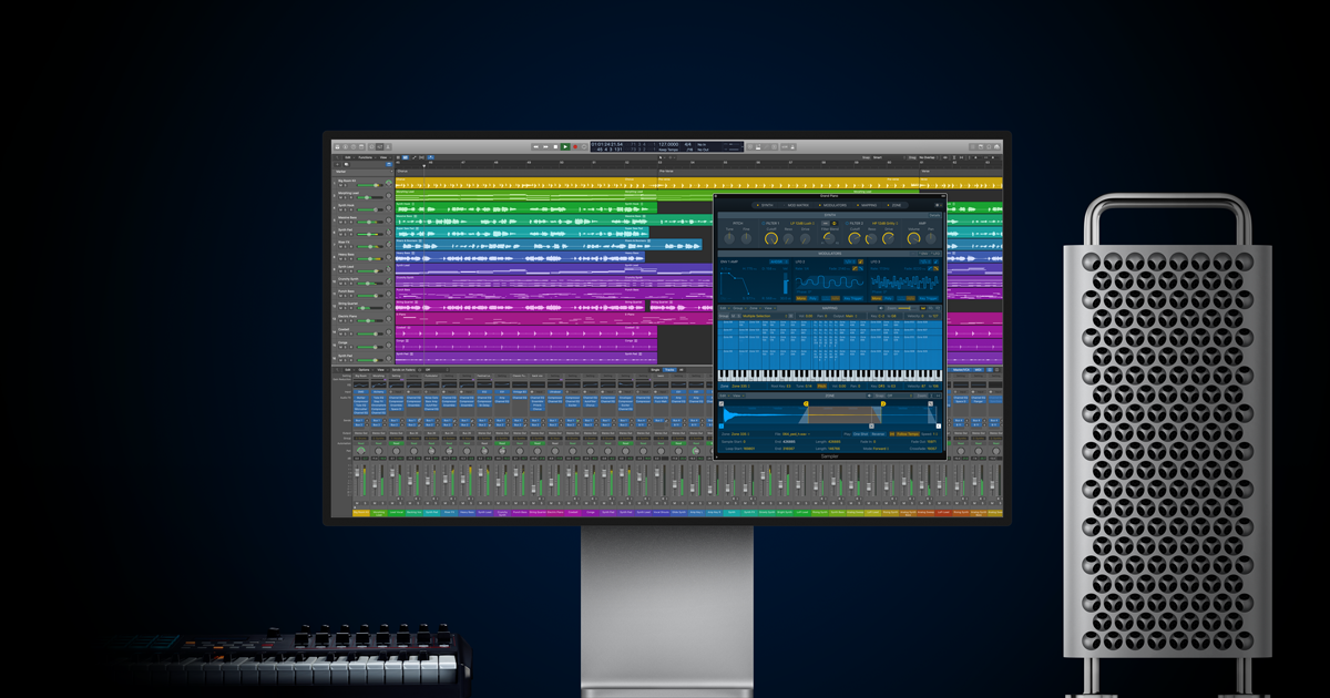 """Featured image for """"Logic Pro X"""""""