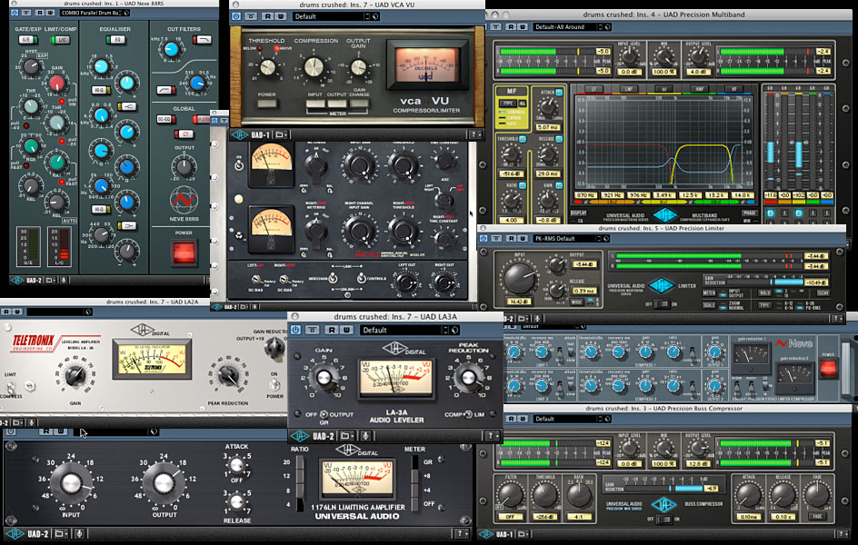 """Featured image for """"Universal Audio UAD Plugins"""""""